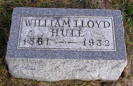 HULL, WILLIAM LLOYD - Madison County, Iowa | WILLIAM LLOYD HULL