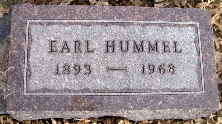 HUMMELL, EARL - Madison County, Iowa | EARL HUMMELL