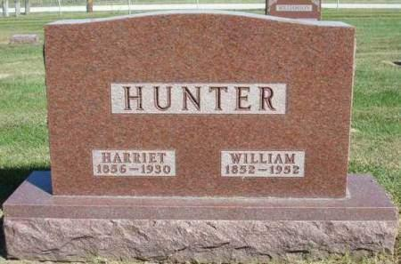 HUNTER, HARRIET ANN - Madison County, Iowa | HARRIET ANN HUNTER