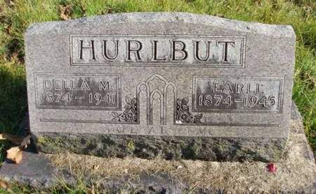 HURLBUT, ERNEST EARLL - Madison County, Iowa | ERNEST EARLL HURLBUT