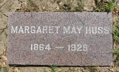 HUSS, MARGARET MARY - Madison County, Iowa | MARGARET MARY HUSS