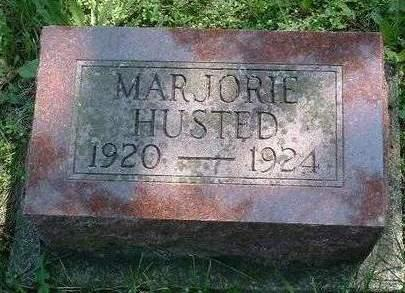 HUSTED, MARJORIE ILENE - Madison County, Iowa | MARJORIE ILENE HUSTED