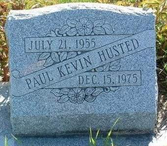 HUSTED, PAUL KEVIN - Madison County, Iowa | PAUL KEVIN HUSTED