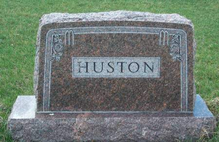 HUSTON, FAMILY HEADSTONE - Madison County, Iowa | FAMILY HEADSTONE HUSTON