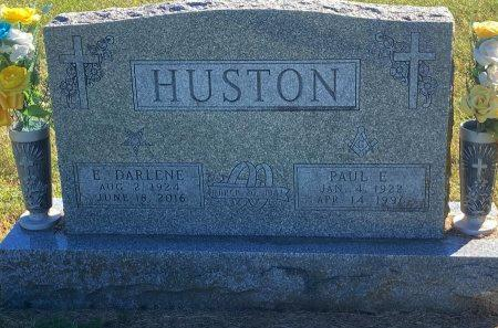 HUSTON, E. DARLENE - Madison County, Iowa | E. DARLENE HUSTON