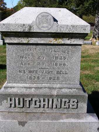 HUTCHINGS, JOSEPH J. - Madison County, Iowa | JOSEPH J. HUTCHINGS