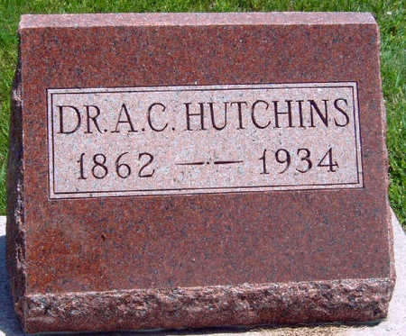 HUTCHINS, ARTHUR C. (DR.) - Madison County, Iowa | ARTHUR C. (DR.) HUTCHINS