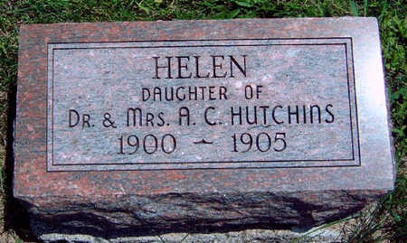 HUTCHINS, HELEN - Madison County, Iowa | HELEN HUTCHINS