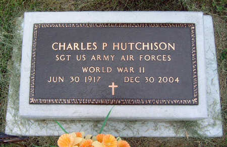 HUTCHISON, CHARLES P. - Madison County, Iowa | CHARLES P. HUTCHISON