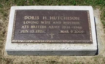 HUTCHISON, DORIS H. - Madison County, Iowa | DORIS H. HUTCHISON
