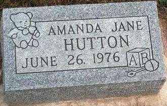 HUTTON, AMANDA JANE - Madison County, Iowa | AMANDA JANE HUTTON