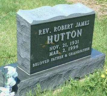 HUTTON, ROBERT JAMES - Madison County, Iowa | ROBERT JAMES HUTTON