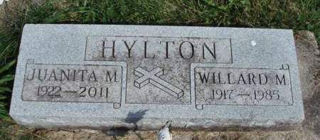 HYLTON, WILLARD MELVIN - Madison County, Iowa | WILLARD MELVIN HYLTON