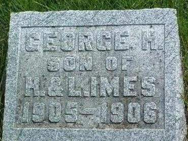 IMES, GEORGE H. - Madison County, Iowa | GEORGE H. IMES