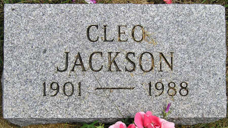 JACKSON, CLEO GRACE - Madison County, Iowa | CLEO GRACE JACKSON