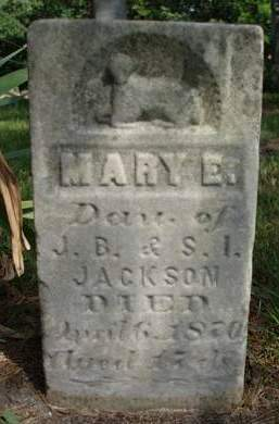 JACKSON, MARY E. - Madison County, Iowa | MARY E. JACKSON