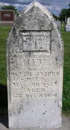 JACOBS, MARY - Madison County, Iowa | MARY JACOBS