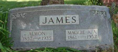 MCCONKEY JAMES, MARGARET ANN (MAGGIE) - Madison County, Iowa | MARGARET ANN (MAGGIE) MCCONKEY JAMES