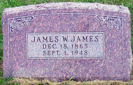 JAMES, JAMES WESLEY - Madison County, Iowa | JAMES WESLEY JAMES