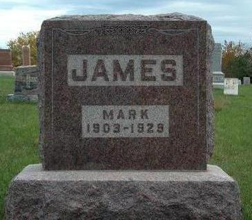 JAMES, MARK MILO - Madison County, Iowa | MARK MILO JAMES