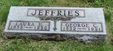 JEFFRIES, GEORGE CLARK - Madison County, Iowa | GEORGE CLARK JEFFRIES