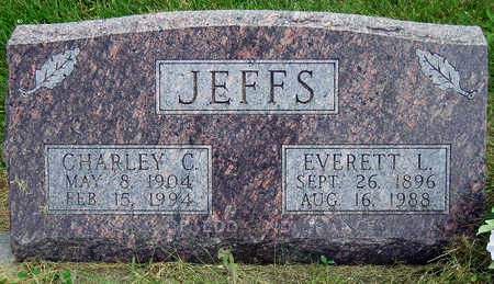 JEFFS, EVERETT LUTHER - Madison County, Iowa | EVERETT LUTHER JEFFS