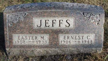 JEFFS, EASTER MAE - Madison County, Iowa | EASTER MAE JEFFS