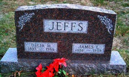 JEFFS JEFFS, DELIA MYRTLE - Madison County, Iowa | DELIA MYRTLE JEFFS JEFFS