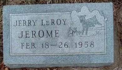 JEROME, JERRY LEROY - Madison County, Iowa | JERRY LEROY JEROME
