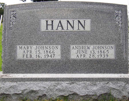 HANN, MARY JANE - Madison County, Iowa | MARY JANE HANN