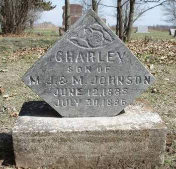 JOHNSON, CHARLEY - Madison County, Iowa | CHARLEY JOHNSON