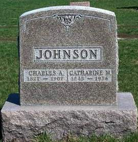 JOHNSON, CHARLES A. - Madison County, Iowa | CHARLES A. JOHNSON