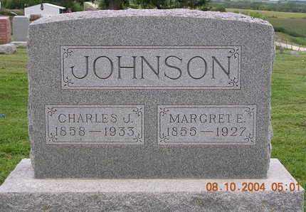 JOHNSON, CHARLES J. - Madison County, Iowa | CHARLES J. JOHNSON