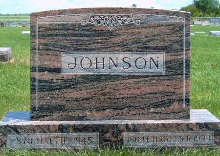 JOHNSON, CHARLES R. - Madison County, Iowa | CHARLES R. JOHNSON