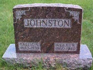 JOHNSTON, ALEXANDER WASHINGTON (ALEC) - Madison County, Iowa | ALEXANDER WASHINGTON (ALEC) JOHNSTON