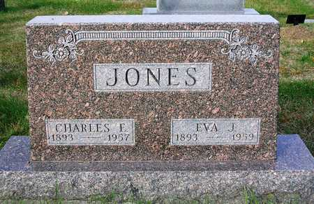 JONES, CHARLES EARL - Madison County, Iowa | CHARLES EARL JONES