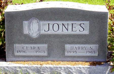 JONES, HARRY N. - Madison County, Iowa | HARRY N. JONES