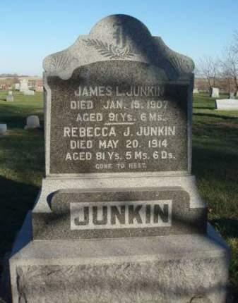 JUNKIN, JAMES LAW - Madison County, Iowa | JAMES LAW JUNKIN