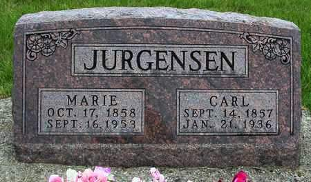 JURGENSEN, CARL CHRISTIAN - Madison County, Iowa | CARL CHRISTIAN JURGENSEN