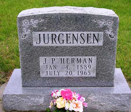 JURGENSEN, J. PAUL HERMAN - Madison County, Iowa | J. PAUL HERMAN JURGENSEN