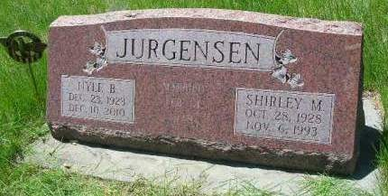JURGENSEN, SHIRLEY MAE - Madison County, Iowa | SHIRLEY MAE JURGENSEN