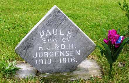 JURGENSEN, PAUL HERMAN - Madison County, Iowa | PAUL HERMAN JURGENSEN