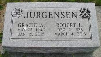 JURGENSEN, GRACIE A. - Madison County, Iowa | GRACIE A. JURGENSEN