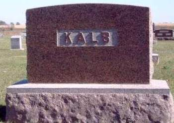 KALB, FAMILY STONE - Madison County, Iowa | FAMILY STONE KALB