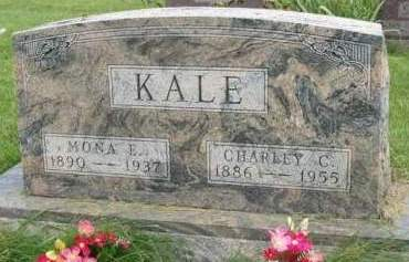 KALE, MONA ELLEN - Madison County, Iowa | MONA ELLEN KALE