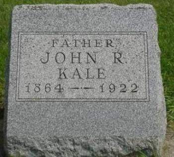 KALE, JOHN ROUSE - Madison County, Iowa | JOHN ROUSE KALE