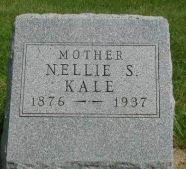FRAZIER KALE, NELLIE S. - Madison County, Iowa | NELLIE S. FRAZIER KALE