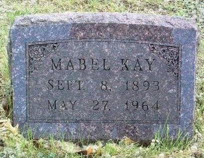 KAY, MABEL - Madison County, Iowa | MABEL KAY