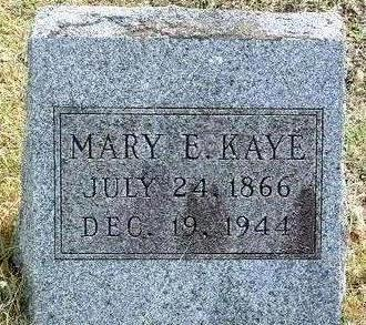 KAY, MARY ELIZABETH - Madison County, Iowa | MARY ELIZABETH KAY