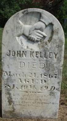 KELLEY, JOHN - Madison County, Iowa | JOHN KELLEY